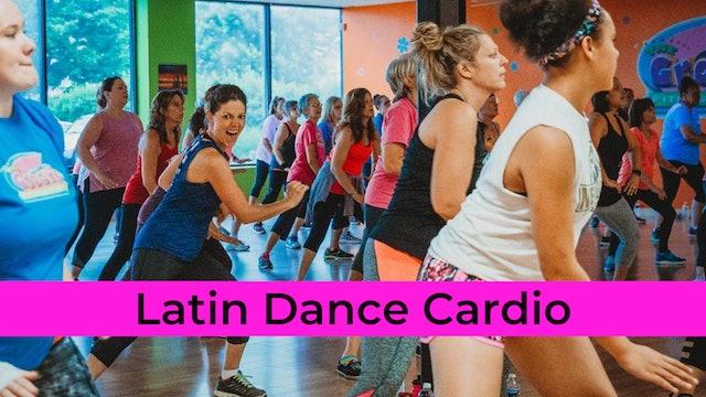 Latin Dance Cardio