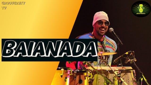 Baianada Rhythm