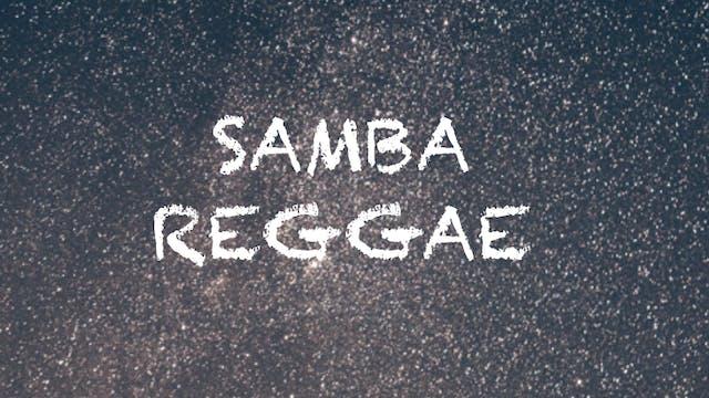Samba Reggae Rhythm