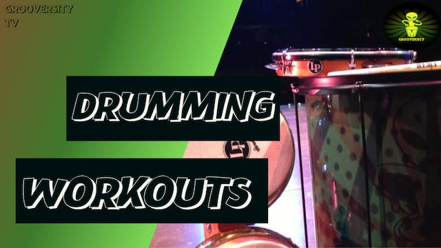 Hand Drumming Workouts