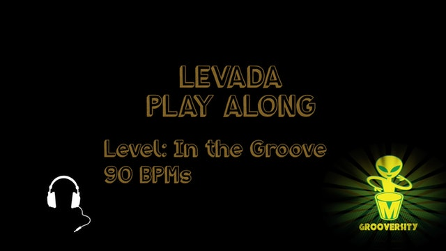 Levada In the Groove 90 Playalong