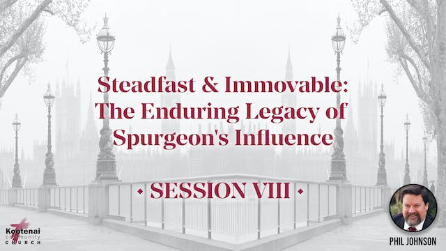 Steadfast & Immovable: The Enduring L...