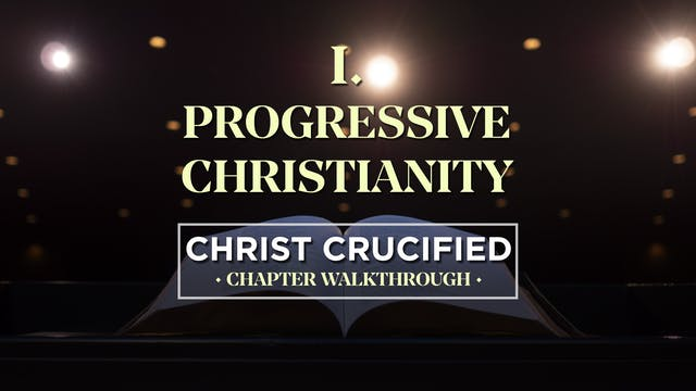 Progressive Christianity - AG2: Chris...