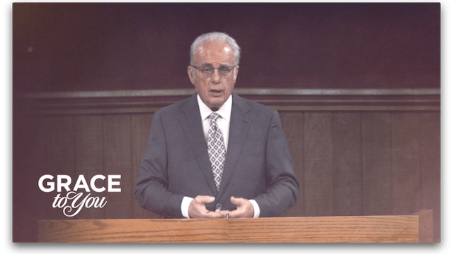 The Christian's Assurance of Salvation - Grace to You TV