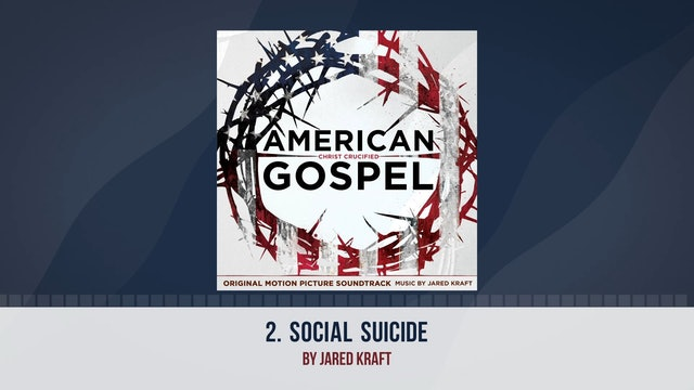 Social Suicide - AG2: Original Motion Picture Soundtrack