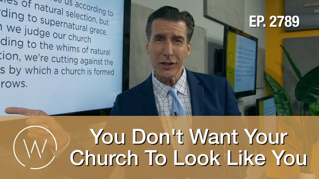 You Don't Want Your Church To Look Li...