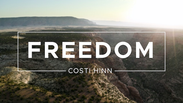 Freedom - Costi Hinn