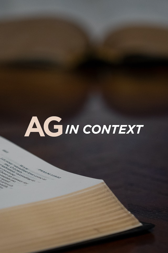 AG In Context