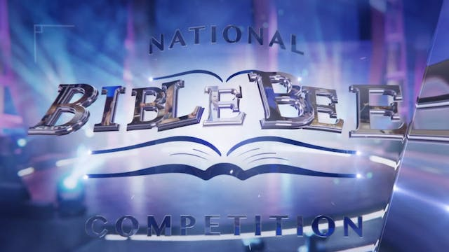 Senior Finals (Ep. 5) - National Bibl...