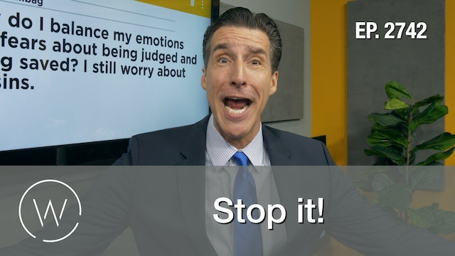 Stop it! - Wretched TV