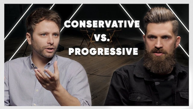LGBTQ+ Against God's Design? - Progressive vs. Conservative Christian (Part 1)