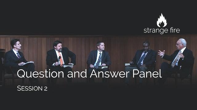 Strange Fire Panel Q&A - Session 2