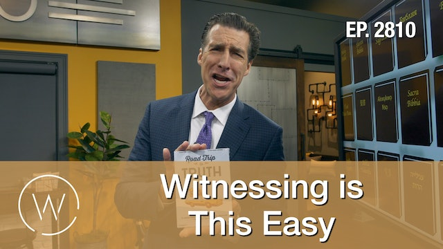 Witnessing is This Easy - Wretched TV