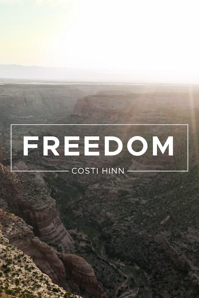 Freedom - Costi Hinn