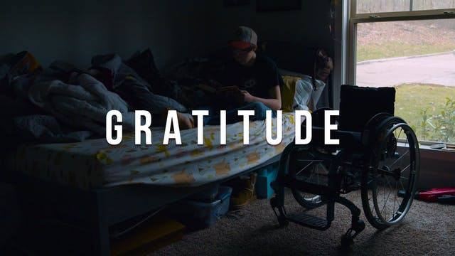 Gratitude - The Bergers: Voyage of Li...