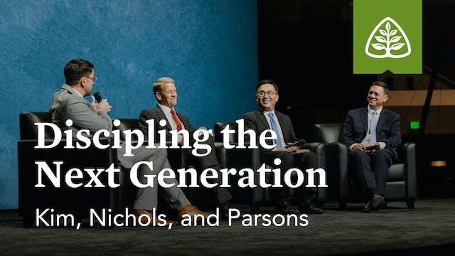 Discipling the Next Generation (Semin...