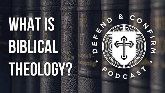 What is Biblical Theology? - Defend a...