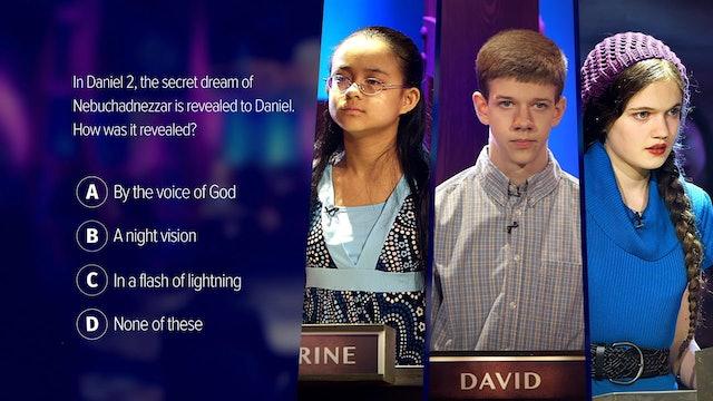 Junior Final - Ep. 20 - National Bible Bee Gameshow