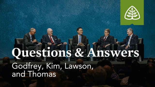 Questions & Answers - Godfrey, Kim, L...