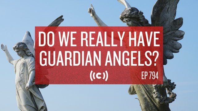 Do We Really Have Guardian Angels? - Core Live - 9/15/21