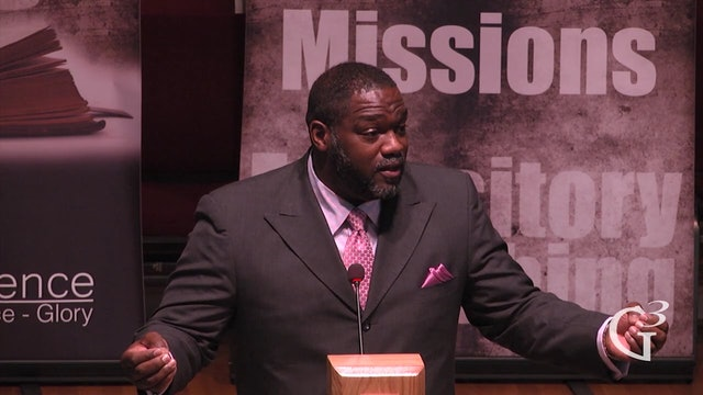 Getting the Gospel Right - Voddie Baucham (G3 2013)