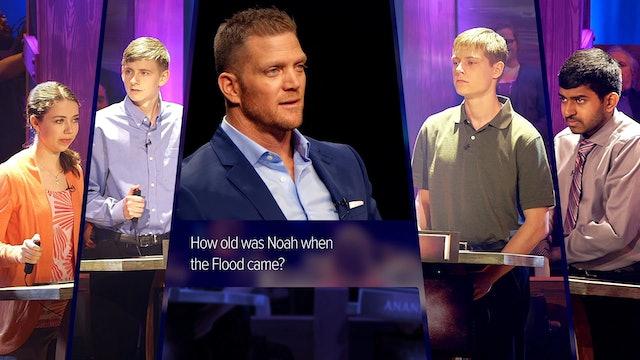Primaries, Semi-Finals, Round 2 - Ep. 8 - National Bible Bee Gameshow