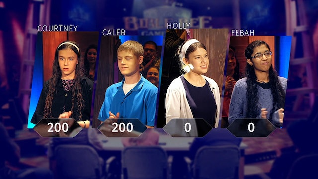 Primaries, 3rd Round - Ep. 3 - National Bible Bee Gameshow