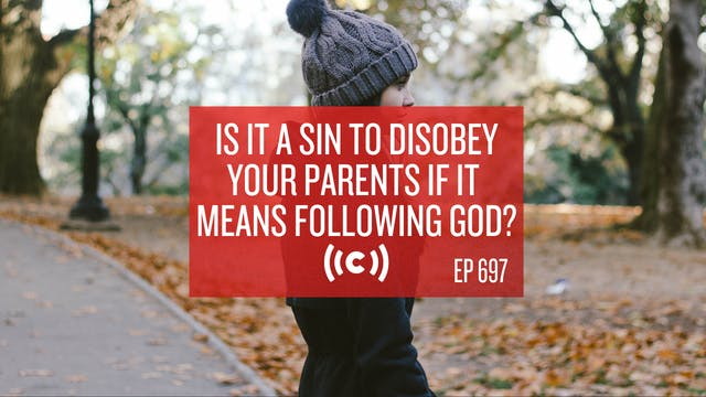 Is It a Sin to Disobey Your Parents I...