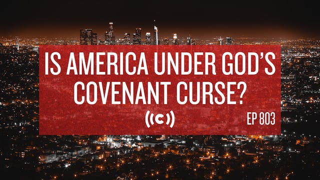 Is America Under God's Covenant Curse...