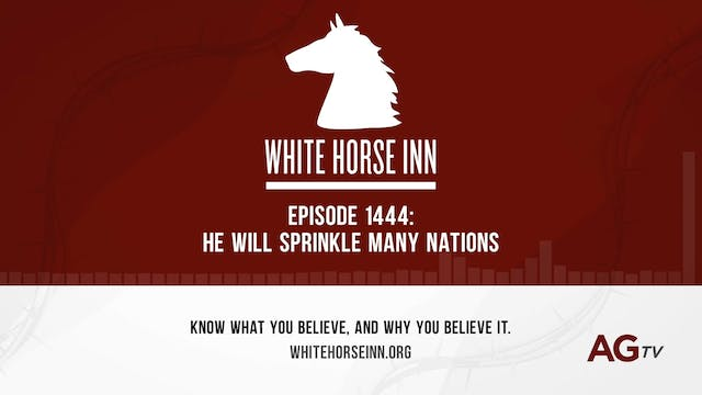 He Will Sprinkle Many Nations - The W...