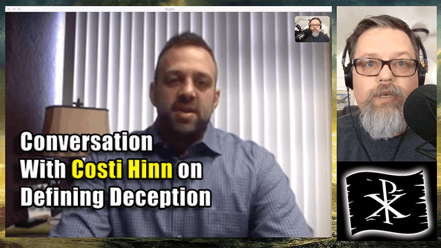 "Conversation with Costi Hinn on ""Defi..."