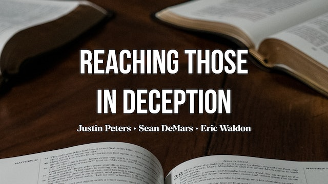 Reaching Those in Deception - AG Roundtable