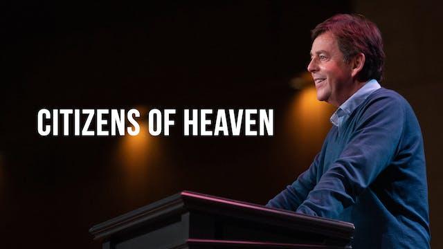 Citizens of Heaven - Alistair Begg