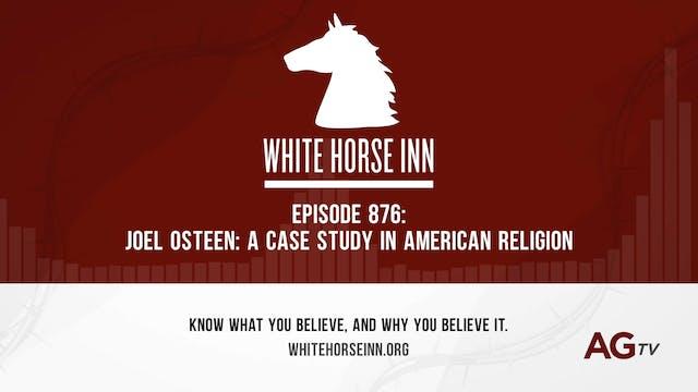 Joel Osteen - A Case Study in America...