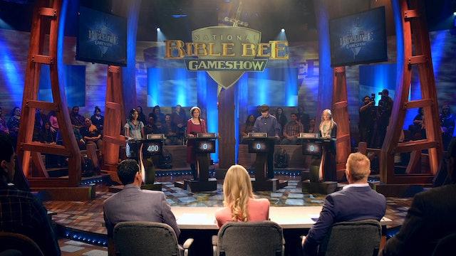 Juniors, 6th Round - Ep. 16 - National Bible Bee Gameshow