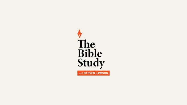 An Appeal for Unity - The Bible Study...