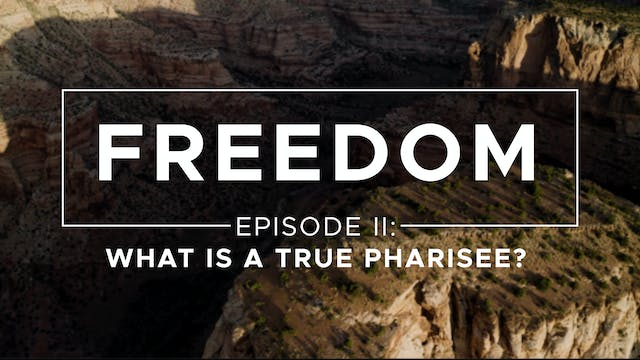 What is a True Pharisee? - Freedom: E...