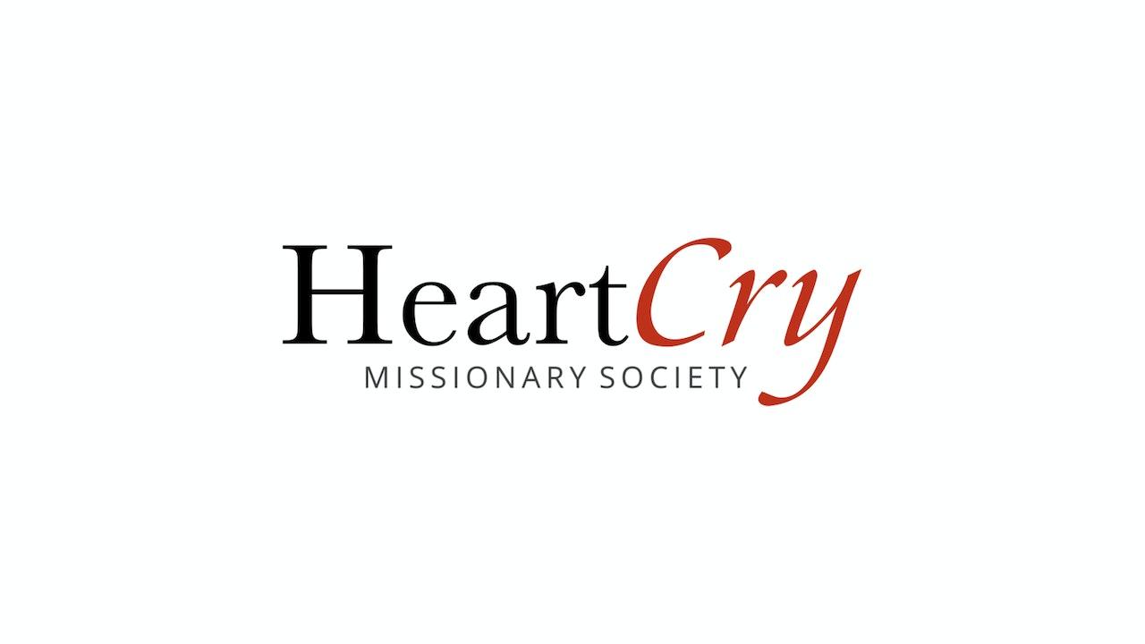 HeartCry Missionary Society - Paul Washer