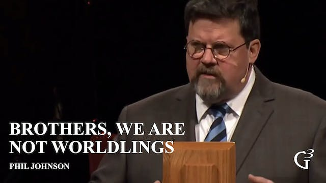 Brothers, We Are Not Worldlings – Phi...