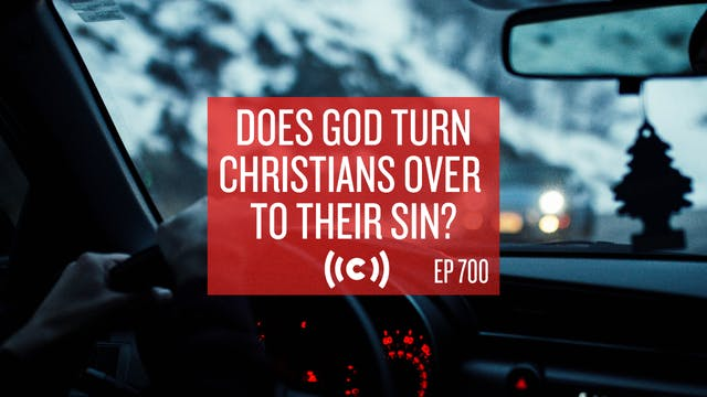 Does God Turn Christians Over to Thei...