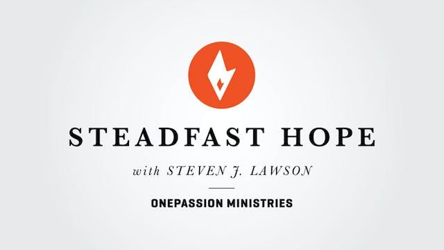 Thankful Prayer - Steadfast Hope - Dr...