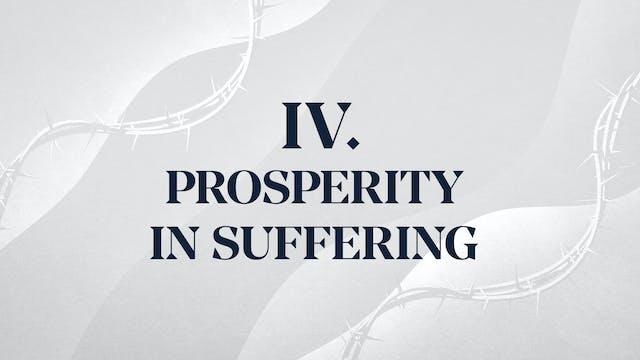 Christ Alone - Chapter 4: Prosperity ...