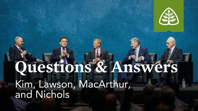 Questions & Answers with Kim, Lawson,...