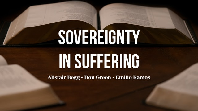 Sovereignty in Suffering - AG Roundtable