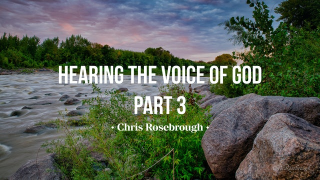 Hearing the Voice of God - The Loose Ends (Part 3)