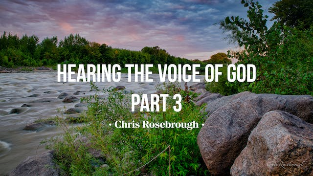 Hearing the Voice of God - The Loose ...