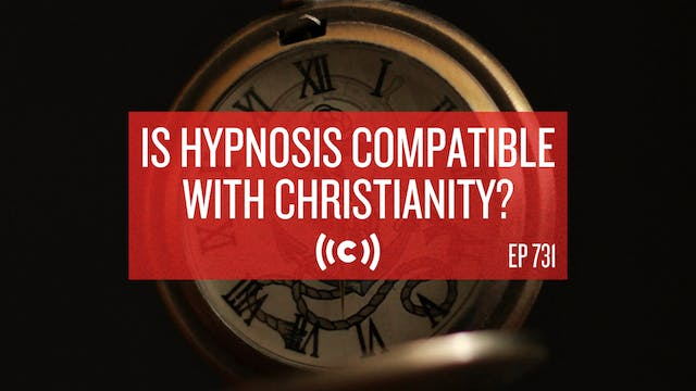 Is Hypnosis Compatible with Christian...