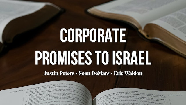 Corporate Promises to Israel - AG Roundtable