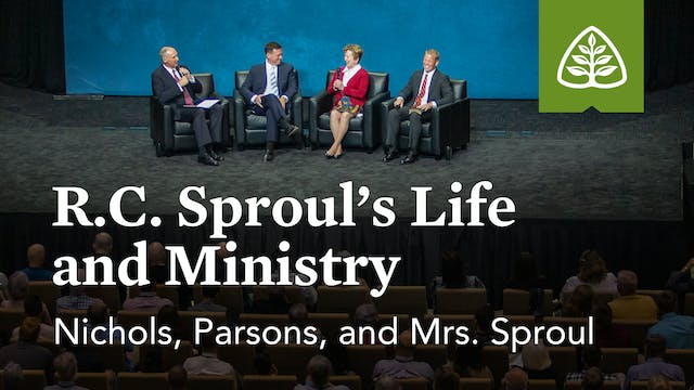 R.C. Sproul's Life & Ministry with Ni...