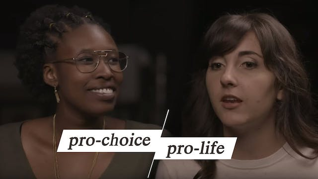 Pro-Life vs. Pro-Choice - Is Abortion...